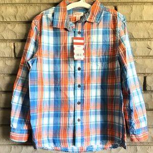 Boys shirt size 6/7